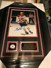 Montreal Canadiens Guy Lafleur signed frame
