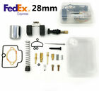 28mm Motorcycle Carburetor Repair Kit for PWK Spare Jets Sets Tools USA Stock