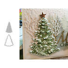 Christmas Tree Metal Cutting Dies DIY Scrapbooking Paper Cards Craft Stencil NEW