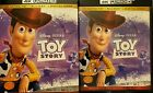 Toy Story 4k UHD  Bluray ONLY No digital Read description