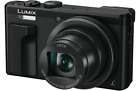 Panasonic Lumix DMC-TZ80GN-K Travel Zoom Camera 18.1MP Black