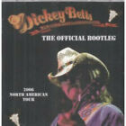 DICKEY BETTS AND GREAT SOUTHERN Official Bootleg DOUBLE CD Europe Evangeline