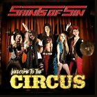 SAINTS OF SIN - WELCOME TO THE CIRCUS - CD - New