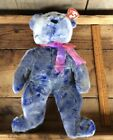 Vintage Periwinkle Ty Large Beanie Collectible Stuffed Bear 🐻