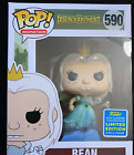 Funko Pop! Disenchantment Bean 590 SDCC Exclusive With Official Sdcc50 Sticker