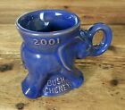 Politics 2001 Bush Cheney GOP Republican FRANKOMA Elephant Mug