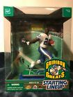1999 STARTING LINEUP BARRY SANDERS DETROIT LIONS RB GRIDIRON GREATS NIB