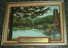 Gloucester Point Virginia merchant advertising thermometer Amoco ca. 1950s