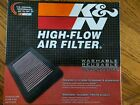 New! K&N 33-2296 Lifetime Engine Air Filter Buick Chevrolet Pontiac