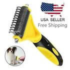 Dog Brush for Shedding Cat Grooming Comb Tools Hair Pet Trimmer Clipper