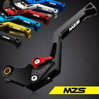 MZS Clutch Brake Levers for Honda RC51/RVT1000 SP-1/SP-2 Shadow 750 Black Spirit