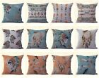 US SELLER 10pcs couch pillows cushion covers native headdress dream catcher