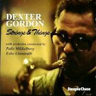 Strings and Things by Dexter Gordon (CD, 1995, SteepleChase) LIKE NEW FREE S