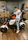 BRAND NEW 2000w Electric Scooter BIKE MOPED SIT DOWN RECEIVE TODAY FULL ASSMB