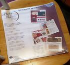Creative Memories 12x12 Scrapbook Album White Pocket Pages 5 pages 10 sides New
