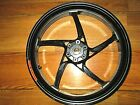 DUCATI  OZ (racing) FRONT WHEEL  748 916 996 998 ST2 ST4  BLACK