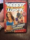 The Biggest Loser Workout Last Chance Workout DVD Fitness Jillian Michaels