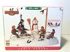 LEMAX  ~ CHRISTMAS VILLAGE ~ BOYS v. GIRLS, BATTERY-OPERATED (4.5V) #74677 ~