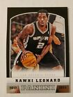 Kawhi Leonard Rookie Cards Checklist and Guide 12