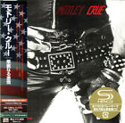 MOTLEY CRUE Too Fast For Love JAPAN CD UICY-93490 2008 OBI