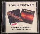Caravan to Midnight / Victims of the Fury CD Robin Trower (Import 1997) SEALED