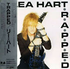 LEA HART Trapped JAPAN CD FHCG-1008 1990 OBI