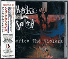 SHAKE THE FAITH America The Violent JAPAN CD ALCB-3012 1994 OBI