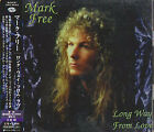 MARK FREE Long Way From Love JAPAN CD CRCL-4534/5 2000 OBI