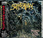SUFFOCATION Pierced From Within JAPAN CD 168-618-948-2 1995 OBI