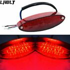 28 LED Motorcycle ATV Dirt Bike Brake Stop Running Tail Light Universal 12V Red