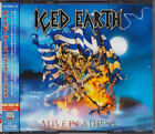 ICED EARTH Alive In Athens JAPAN CD VICP-60852~54 1999