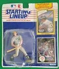 Starting Lineup Jose Canseco ~ 1990 Edition With 1986 Rookie Card ~Free Shipping