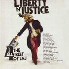 LIBERTY N' JUSTICE 4-All: The Best Of LNJ CD 2008