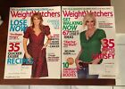 Vintage 2007 WEIGHT WATCHERS Magazines Cooking Recipes NEAR MINT UNREAD