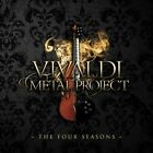 VIVALDI METAL PROJECT - THE FOUR SEASONS  mint cd will combine s/h