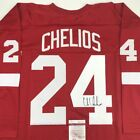 Chris Chelios Rookie Cards and Autograph Memorabilia Buying Guide 37