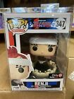 Funko Pop Bleach Renji Gamestop Exclusive Ready To Ship Fast Free*