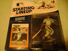 MLB Starting Lineup collectible & card - 1988 New York Mets- DARRYL STRAWBERRY