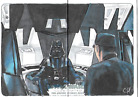 2015 Topps Star Wars Illustrated: The Empire Strikes Back 25