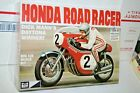 MPC Dick Mann`s Honda Road Racer Plastic Model Kit New in Sealed Box 1/8 Scale