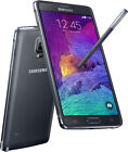 UNLOCKED Samsung Galaxy Note 4 SM N910H 4G LTE GSM Smart 4K Video Cell Phone