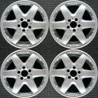 Mercedes Benz ML500 Painted 17 OEM Wheel Set 2002 2005 1634012702 A1634012702