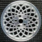 Chrysler LHS Machined w Silver Pockets 16 inch OEM Wheel 1993 1997 JG99MA8 PD