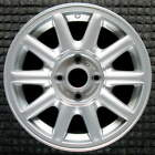 Audi Cabriolet Painted 15 inch OEM Wheel 1993 1998 8A0601025CZ7P