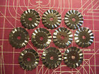 10 45 MM ROTARY CUTTER PINKING BLADES fits Olfa Clover Fiskars and more