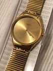 Swatch Watch - Skin Gold/gold - Stainless Steel