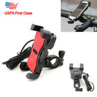 Motorcycle Phone Holder USB Charger for Yamaha V Star XVS 1300 950 Tourer Deluxe