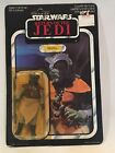 VINTAGE STAR WARS 1983 KLAATU UK CARDED UNPUNCHED Palitoy