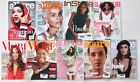 Michelle Obama Queen Latifah Serena Williams Fashion Hair Nails Makeup Style Lot