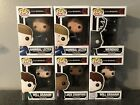Funko Pop Hannibal Full Set With 2014 SDCC Exclusive Bloody Hannibal